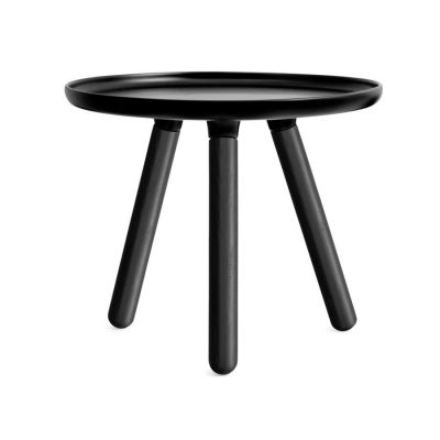 Tablo Table Small black - black legs NORMANN COPENHAGEN