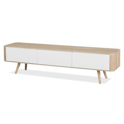 TV TABLE GLOS 180X55X45 CM