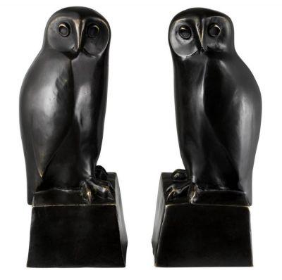 STOPERY DO KSI¡¯EK OWL 2 SZT. EICHHOLTZ
