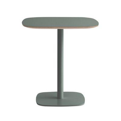 FORM TABLE 70X70X74,5H CM GREEN NORMANN COPENHAGEN