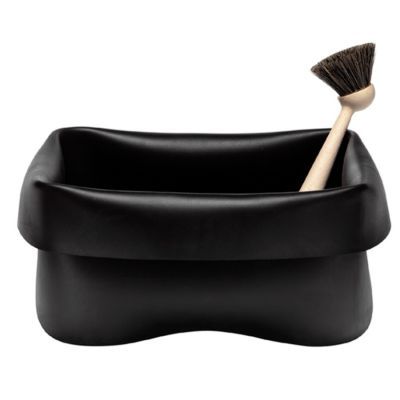 BRUSH AND WASHING BOOT BLACK NORMANN COPENHAGEN