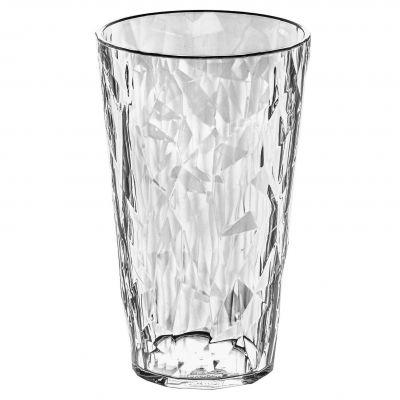 Crystal glass clear Koziol