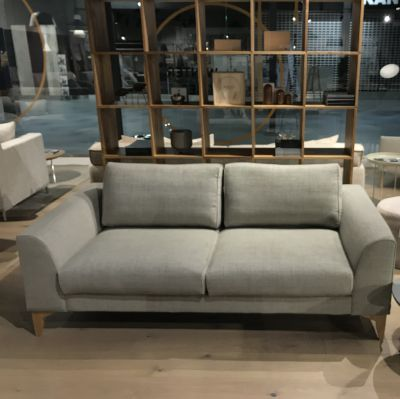 SOFA BLUES 2-SEAT FURNINOVA