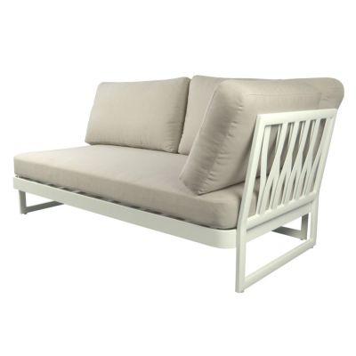 Sofa ogrodowa 2os. prawa Sue be¿owa