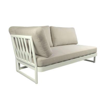 Sofa ogrodowa 2os lewa Sue be¿owa