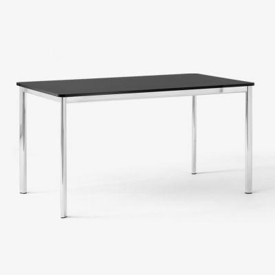 Stół Drip HW58 polerowane aluminium Andtradition