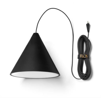 Lampa wisz±ca String Light Cone Head Flos
