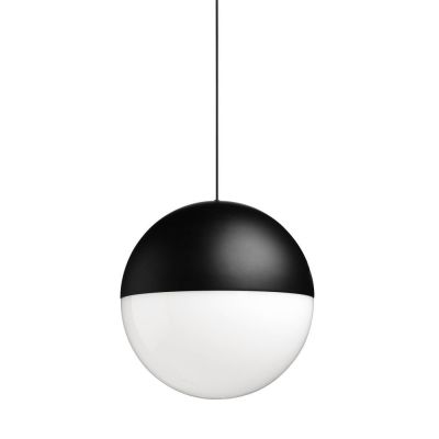 String light Sphere Head Pendant lamp Flos