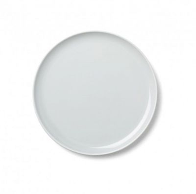 NEW NORM PLATE 19 CM WHITE MENU
