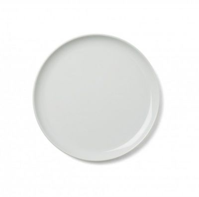 NEW NORM PLATE WHITE 23 CM MENU