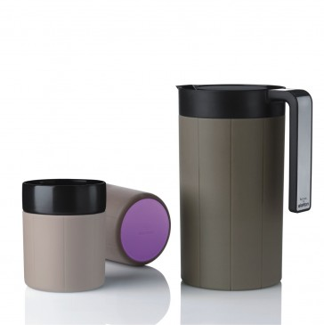 KAFETERIA T£OKOWA DOT BROWN STELTON