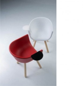 KRZESŁO TULIP SMALL TL CHAIRS&MORE