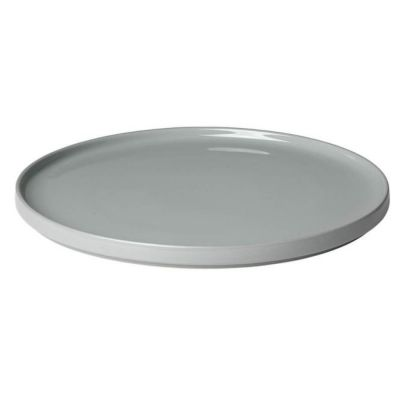 Talerz obiadowy pilar 35 cm mirage grey Blomus