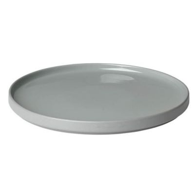 Talerz obiadowy MIO 27 cm mirage grey Blomus