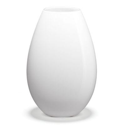 COCOON 20.5 CM VASE WHITE HOLME GAARD
