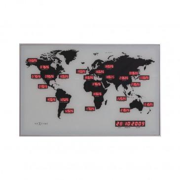ZEGAR ¦CIENNY WORLD TIME DIGIT NEXTIME