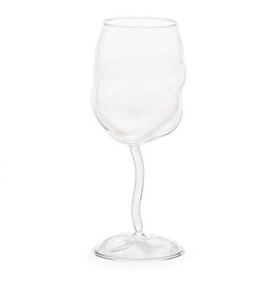 KIELISZEK DO WINA 19,5 CM GLASS FROM SONNY SELETTI