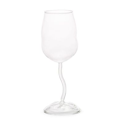 KIELISZEK DO WINA 24 CM GLASS FROM SONNY SELETTI