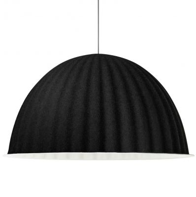 LAMPA WISZ¡CA UNDER THE BELL CZARNA MUUTO