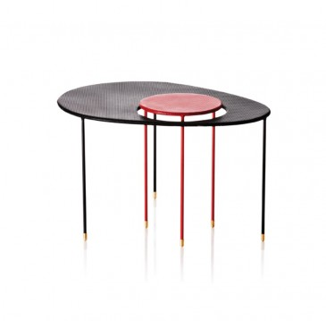 St� Mat�got Kangourou Table Czarny/Czerwony