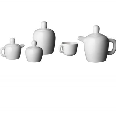 SET FOR TEA AND COFFEE BULKY MUUTO