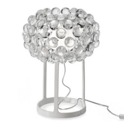 LAMPA STO£OWA CABOCHE transparentna FOSCARINI