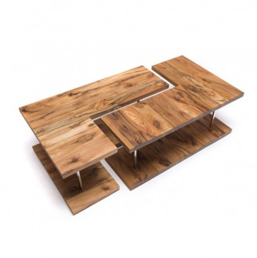 COFFEE TABLE COMPARTO