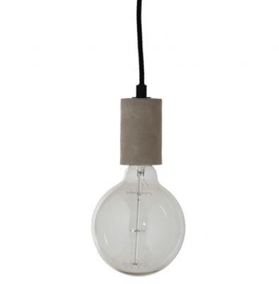 LAMPA WISZĄCA BRISTOL BETON FRANDSEN