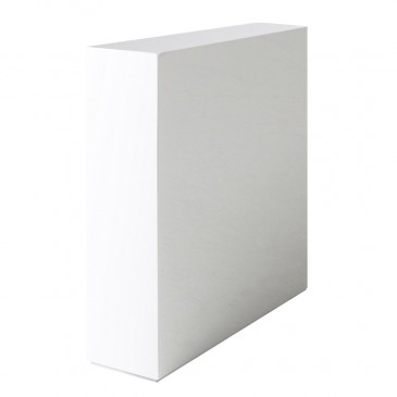 KONSOLA QUADRA WHITE 110x30