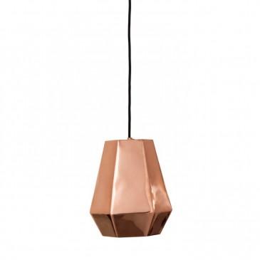 LAMPA WISZ¡CA MIED¬ 14,5 cm BLOOMINGVILLE