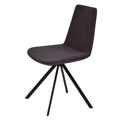 EIFEL ELIPS CHAIR BLACK