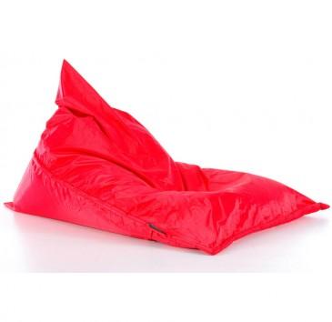 WOREK DO SIEDZENIA FLUFFY RED