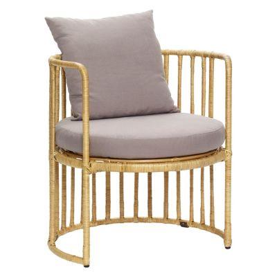 fotel rattanowy hubsch