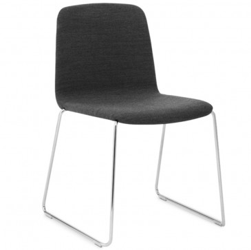 JUST CHAIR UPHOLSTERED BREEZE FUSION NORMANN COPENHAGEN