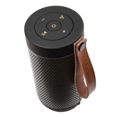 WIRELESS SPEAKER AFUNK BLACK GUN METAL KREAFUNK