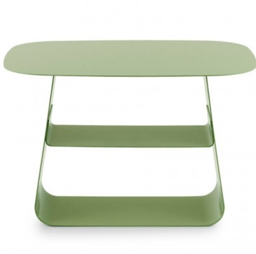 Stolik Stay Table 40x52 cm Normann Copenhagen Green