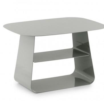 Stolik Stay Table 40x52 cm Normann Copenhagen Stone Grey