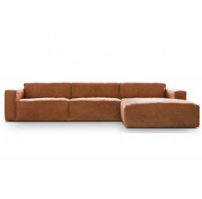 HOBBS SOFA WITH THE CHAISE LONGUE