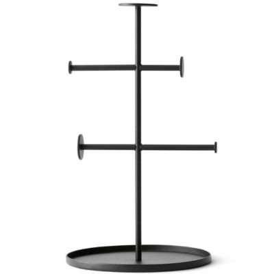 STAND FOR JEWELLERY NORM COLLECTOR BLACK MENU