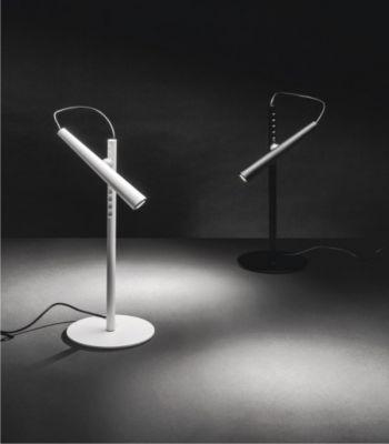 LAMPA STOŁOWA MAGNETO BIAŁA FOSCARINI