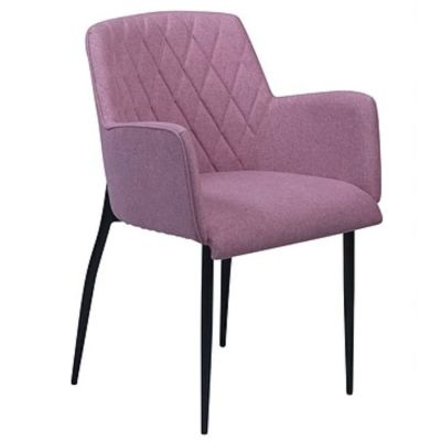 GIOGO CHAIR FABRIC PINK
