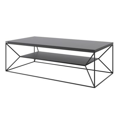 MAXI BLACK COFFEE TABLE