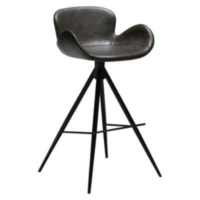 KAREN BAR CHAIR GREY