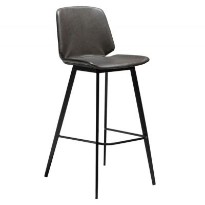 RICARDO BAR STOOL GREY