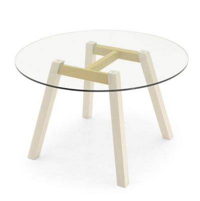 STÓ£ OKR¡G£Y T-TABLE Connubia Calligaris