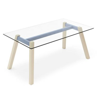 STÓ£ T-TABLE 90X160 CM Connubia Calligaris