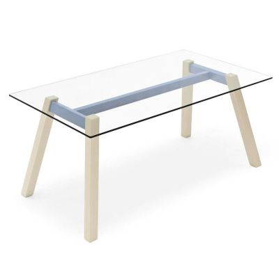 STÓ£ T-TABLE 90X180 CM Connubia Calligaris