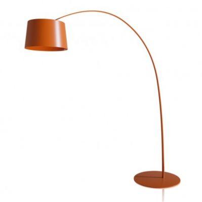 NORDIC LINE FLOOR LAMP ORANGE