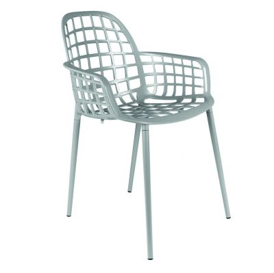 NOBBS GARDEN CHAIR GREY