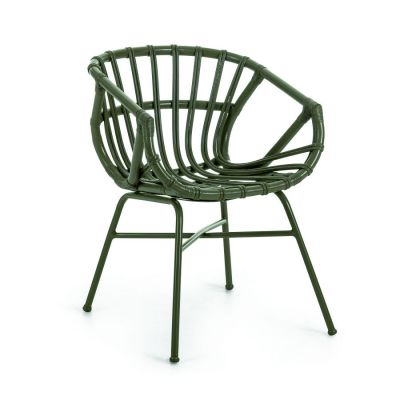 GARDEN CHAIR RUBIN GREEN
